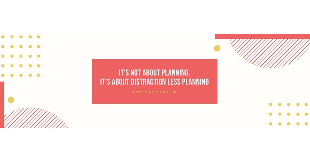 Art of Planning