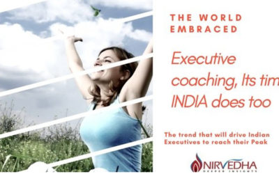 The world understands the importance of executive coaching, it's time India does too