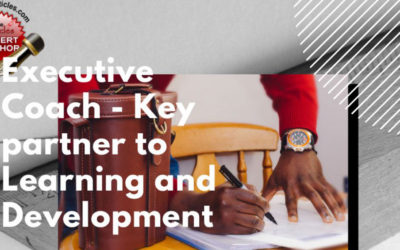 Executive Coach part of Learning and Development