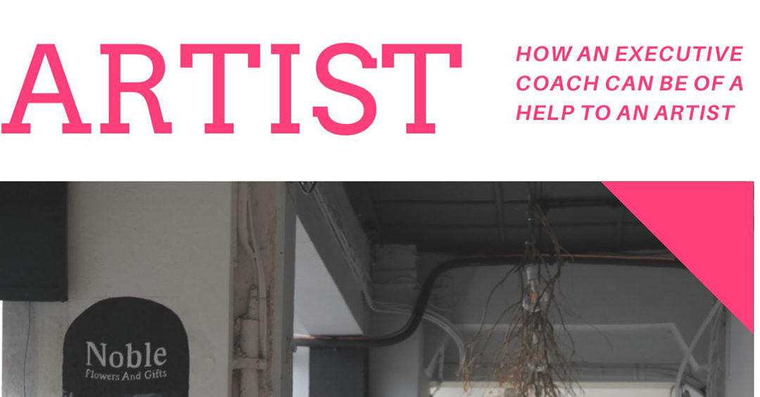 How can an executive coach help an artist