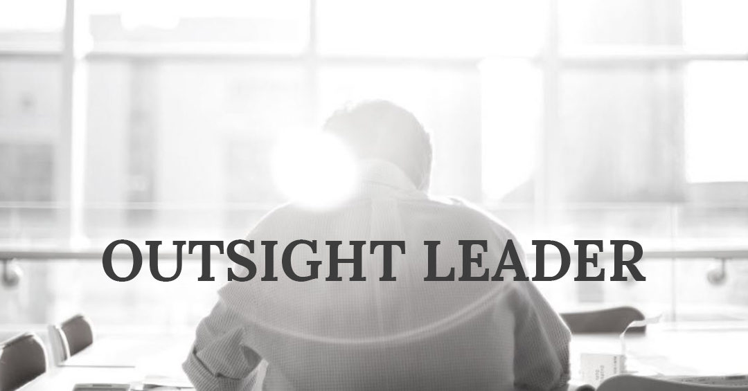 Be an Outsight leader by challenging yourself