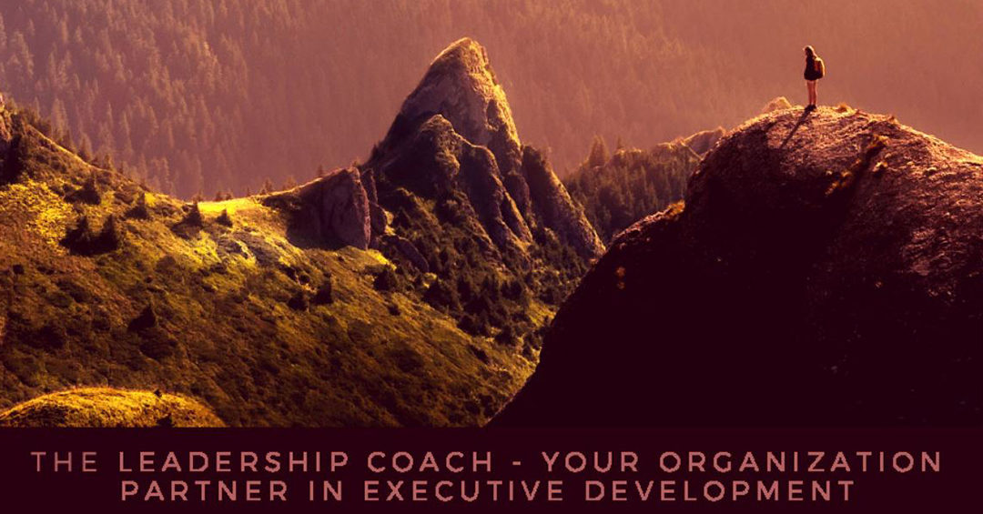 The Leadership Coach – Your Organization partner in Executive Development